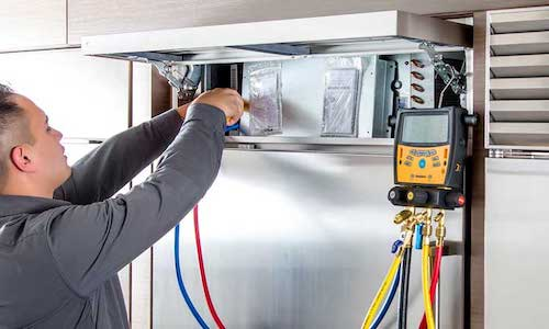 commercial fridge repair Boston