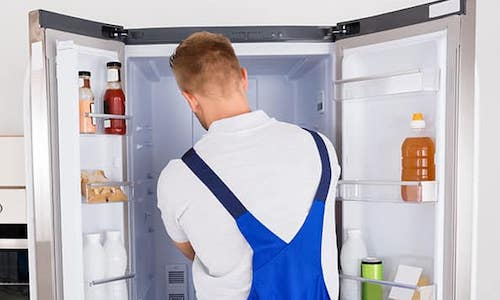 fridge repairman Boston